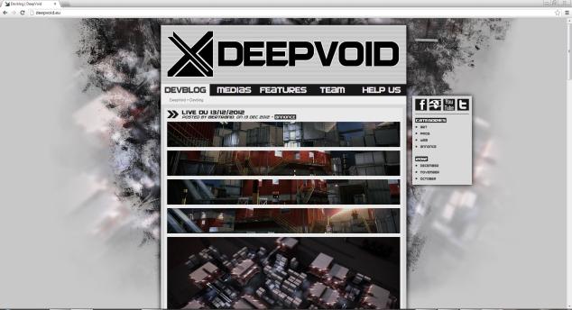 deepvoidecran